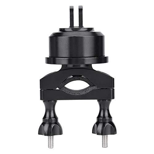 Topiky Mini Action Camera Basishouder, draagbare robuuste 360 ° rotatie camera helm houder voor stangen houder voor GoPro, SJCAM, XiaoYi