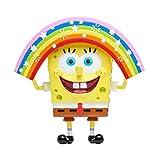 Spongebob Squarepants Masterpiece Memes Collection - 6 Inch Rainbow Spongebob