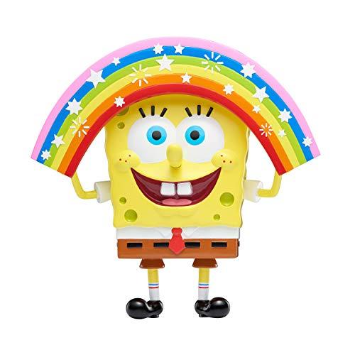 Auldey Spongebob Schwammkopf Masterpiece Memes Collection, 15,2-cm-Sammelfigur