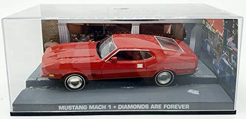 PLTS Modellino Mustang Mach 1 - 007 Una Cascata di Diamanti Scala 1:43 S032