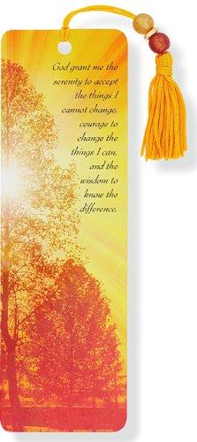 Serenity Beaded Bookmark