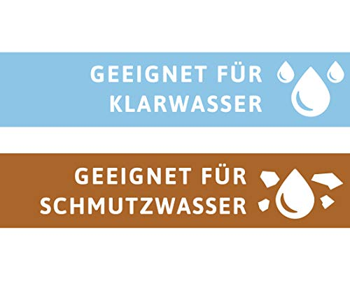T.I.P. Maxima 300 SX Schmutzwasserpumpe - 4