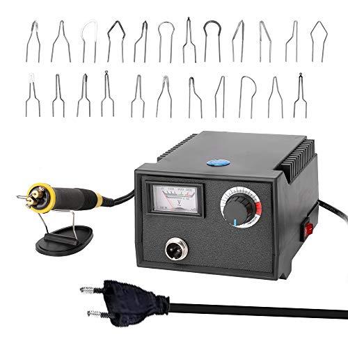 Multifunktionales elektrisches Kürbis-hölzernes Pyrographie-Maschinen-Zeiger-Instrument mit Stiftköpfen der Heizungs-23pcs