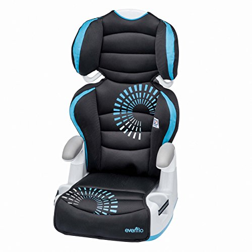 Evenflo Big Kid AMP Booster Car Seat Sprocket