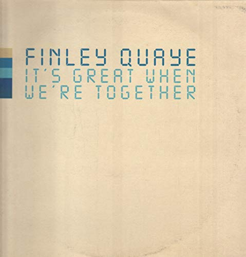 Finley Quaye - It's Great When We're Together - Epic