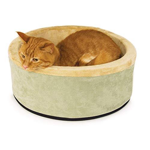K&H Manufacturing Heated Cat Bed