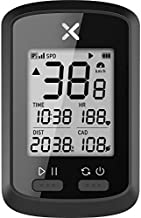 XOSS G+ GPS Bike Computer, Bluetooth ANT+ Cycling Computer, Wireless Bicycle Speedometer Odometer with LCD Display, Waterproof MTB Tracker Fits All Bikes (XOSS APP Support)