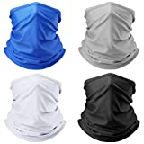 Best Cooling Scarves - Cooling Neck Gaiters for Men/Women Summer Face Cover Review