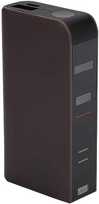 ASHATA Kabellose virtuelle Tastatur  runde Retro-Projektionstastatur in Gro britannien  Multi-Point-Erkennung Virtuelle Bluetooth-Projektionstastatur mit Tastatur Maus-Powerbank-Funktionen