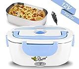 Fiambrera eléctrica comida térmico Lunch Box Fiambreras bento Uso en...