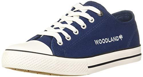Woodland Men's Sneaker-7 UK (41 EU) (8 US) (GC 3159418C_Navy)