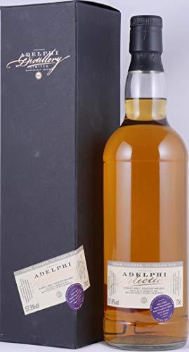 Ardbeg 1998 11 Years American Oak Cask 1981 Adelphi Selection Islay Single Malt Scotch Whisky Cask Strength 57,9% Vol. - eine von nur 185 Flaschen!