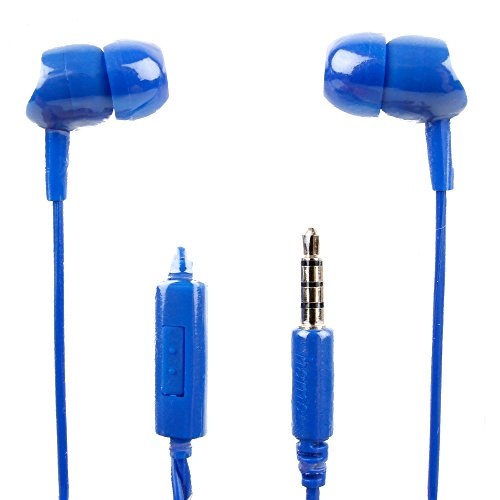 DURAGADGET Auriculares in Ear con Mando de Manos Libres para Monitor ASUS...