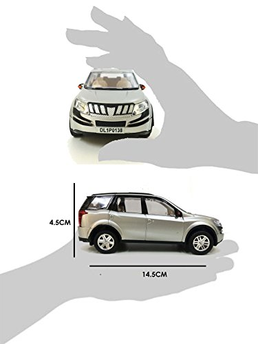 Centy Toy 1.6 Creta Miniature Non Battery Operated Pull Back Action Toy