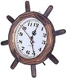 LXDZXY Reloj Despertador Barco Volante de Pesca Red Colgando...