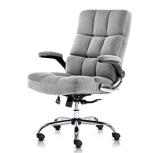 Our #6 Pick is the SP Velvet Office Chair