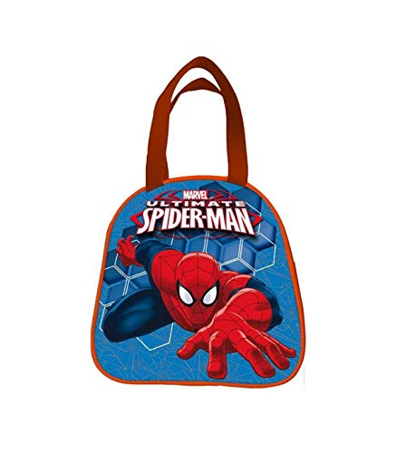 Portameriendas Spiderman Marvel Ultimate,1unidades por pedido