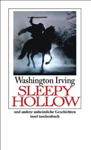 Die Sage von Sleepy Hollow: und andere unheimliche Geschichten (insel taschenbuch)