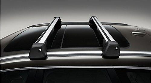 Volvo Original XC60 Modelljahr 2018- Lastenträger, Flügelprofil für Dachreling