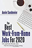 The Best Work-From-Home Jobs For 2020: 144 Legitimate Remote Jobs That Are...