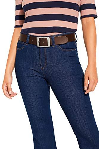 Esprit Accessoires 999ea1s807 Cinturón, Marrón (Brown 210), 95 (Talla del Fabricante: 80) para Mujer