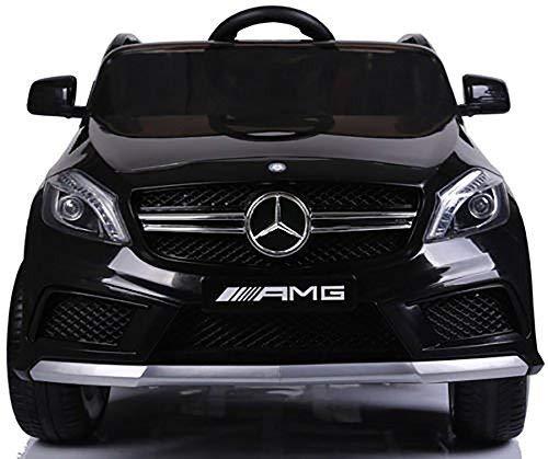 RC Auto kaufen Kinderauto Bild: Mercedes Kinderauto GLA 45 AMG/Elektroauto/Spielzeug für Kinder Kinderfahrzeug NEU (weiß)*