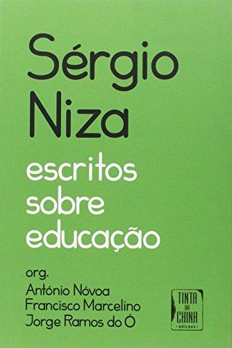 Sérgio Niza - Escritos sobre Educação
