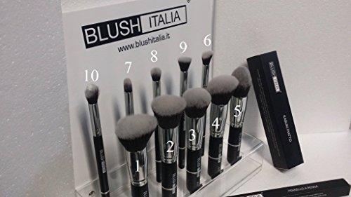 Blush Italie Kit 10 pinceaux Kabuki + Expo plexiglass