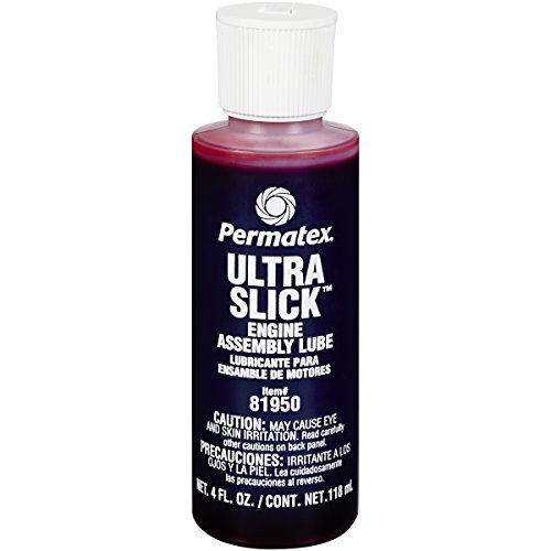Permatex 81950 Ultra Slick Engine Assembly Lube, 4 oz., 4 Ounce (Best Petrol Additive In India)