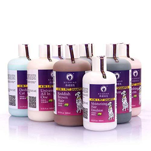 N\C Pet Shampoo Dog Ferret Fragrance Shower Gel L Teddy Bichon Bath Perfume Pet Shampoo Golden Hair Conditioner