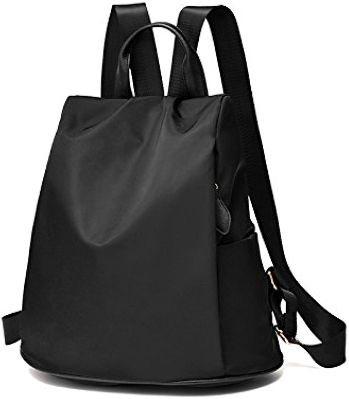 Handtasche Rucksack Tasche Koreanischen minimalistischen All-Match wasserdichter Rucksack Freizeit Tide Tide Tide B077ZRNSS5  Jugend f933e4