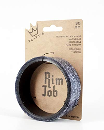 Peaty's Rim Job - Super High Tensile Bicycle Rim Tape - Single 9 Metre Roll (30mm Wide)