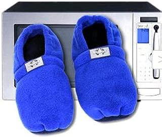 Calentador de pies (Pantuflas para calentar en el microondas ...