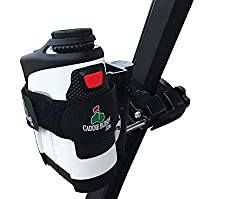 powerful Caddy Buddy Golf Cart Mount / Laser Rangefinder Holder.The bracelet fits all Bushnell lasers