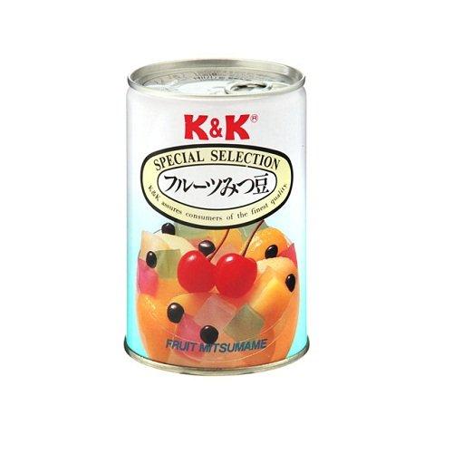 KK フルーツみつ豆 425g