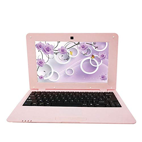 Logicstring 10,1 Zoll für Android 4.4 WM8880 Dual Core 1,5 GHz 512 M + 4 G WiFi Mini Netbook Spiel Notebook Laptop PC Computer