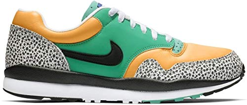 Nike Air Safari SE, Zapatillas de Deporte Interior para Hombre, Multicolor (Emerald Green/Black/Resin/Light Ash Grey 300), 44 EU