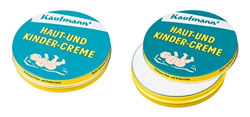 Kaufmanns Haut- und Kindercreme 75ml, 2er Pack (2 x 75ml)