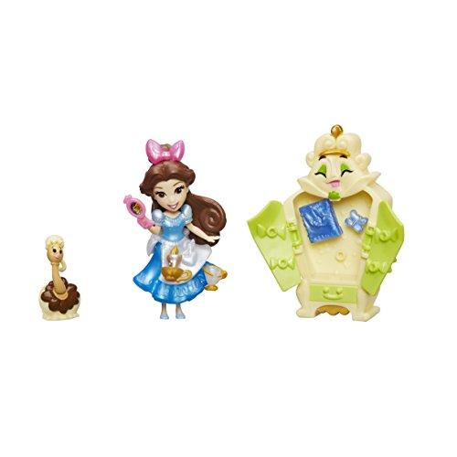 Disney Princess - Small Doll Scopri la Storia Belle , B8940ES0