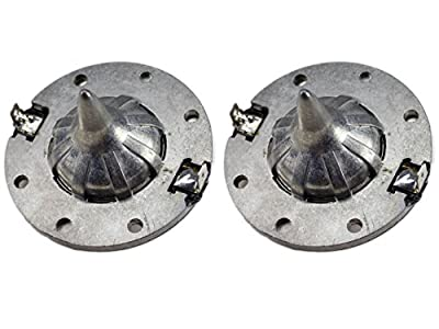 SS Audio Diaphragm for JBL 2408H, 8 Ohm Horn Driver, D-2408-2 (2 Pack) from Simply Speakers