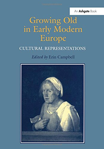 Growing Old in Early Modern Europe: Cultural Representations