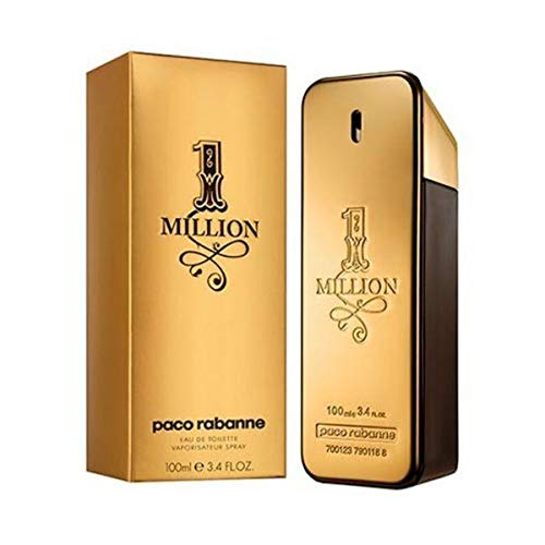 Paco Rabanne 1 Million Parfum Vaporizador 100 ml