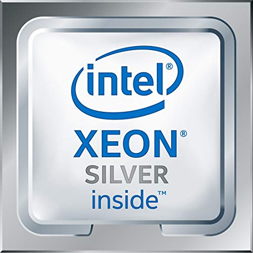 Hewlett Packard Enterprise Xeon Silver 4110 2,1 GHz 11MB L3 processor (Intel® Celeron Silver, 2,1 GHz, LGA 3647, DDR4-werkstations, 14 nm, Cache