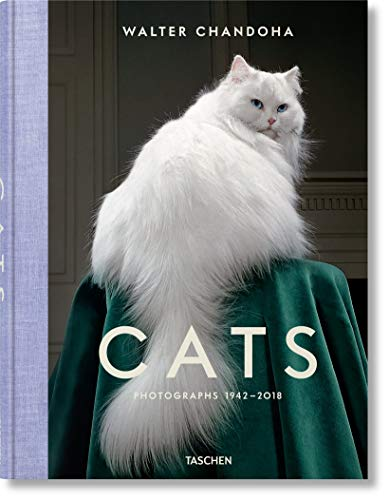 Walter Chandoha. Cats. Photographs 1942–2018 (Multilingual Edition)