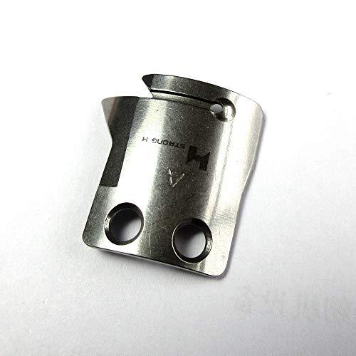 Cuchillo movible A #Mf00A0834 para máquina de coser Mitsubishi Ls2-180 210