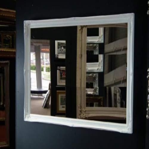 Frames by Post Espejo de Pared Grande con Marco Blanco de 102...