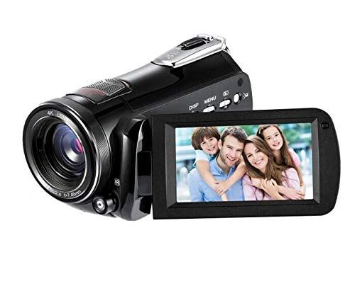 Lipa AD-C1 4K Ultra HD Sony CMOS sensor Wifi / 4K resolutie / 24 megapixels/Nachtvisie, Led lamp en 30x zoom/Aansluiting externe microfoon en statief/Phone remote met wifi