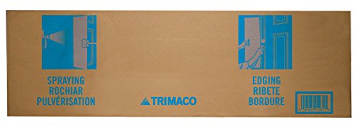 Trimaco Cardboard Spray Shield Paint , 50 pack, 10-inch...