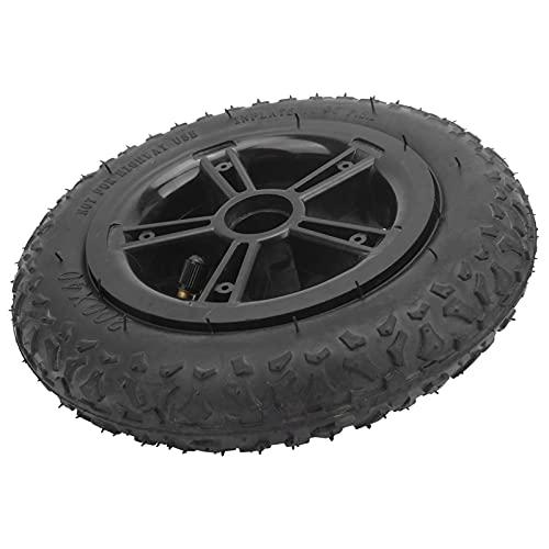Neumático de inflado para Scooter eléctrico, neumático de Scooter eléctrico, portátil, de Alto Rendimiento, neumático de Goma, neumático de Rueda de 8 Pulgadas para Scooters para Bicicletas