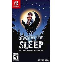 Among the Sleep Enhanced Edition Nintendo Switch スリープの中 ニンテンドースイッチ 北米英語版 [並行輸入品]